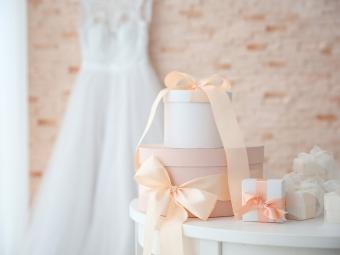 Hochzeitsgeschenke für das Brautpaar