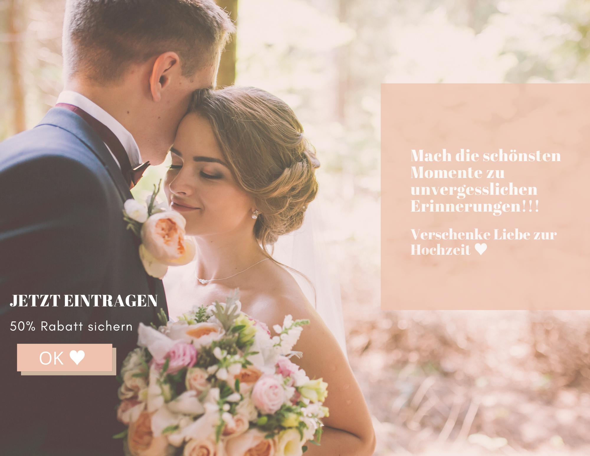 Online Hochzeitsalbum erstellen oder zum verschenken
